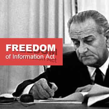 Texas Freedom Of Information Act